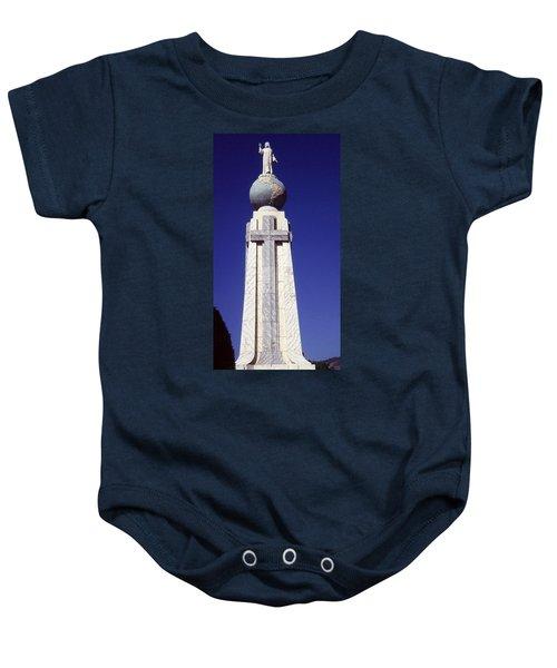 Monumento Al Divino Salvador Del Mundo Baby Onesie