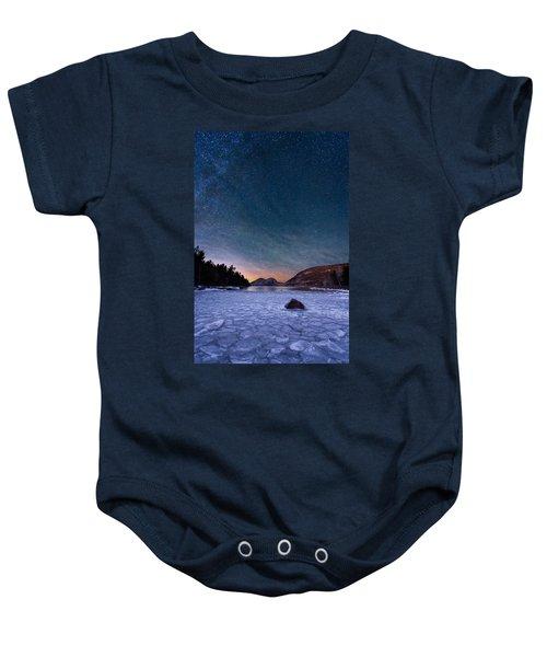 Stars On Ice Baby Onesie