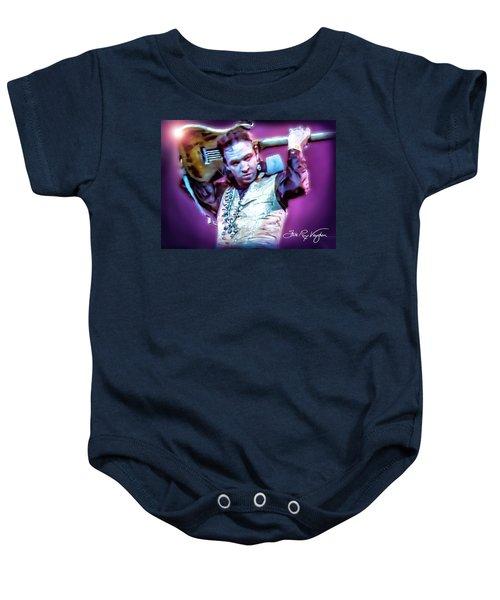 Stevie Ray Vaughan - Love Struck Baby Baby Onesie