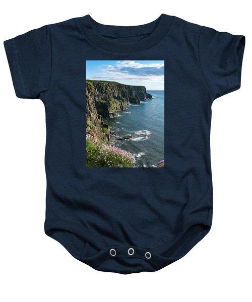 Cliffs Of Moher, Clare, Ireland Baby Onesie