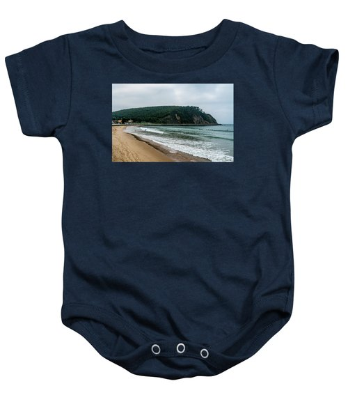 Surf Some Waves Baby Onesie