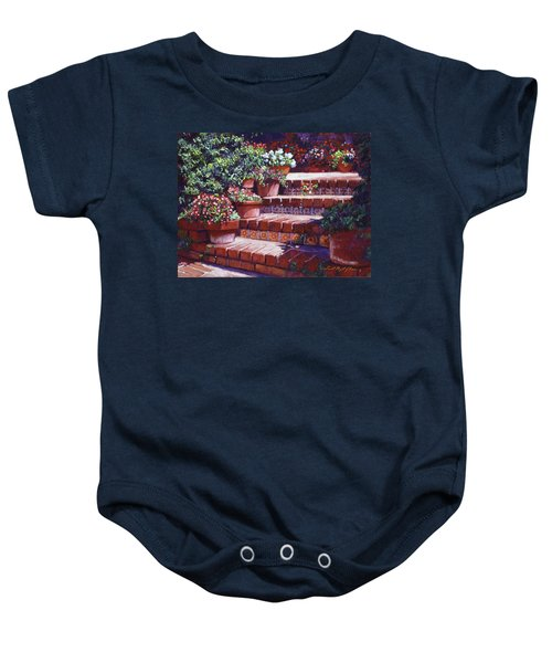 A California Greeting Baby Onesie