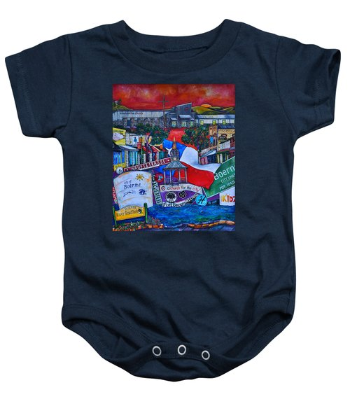 A Church For The City Baby Onesie