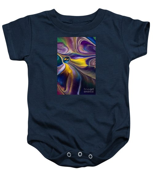 A Question Of Balance Baby Onesie