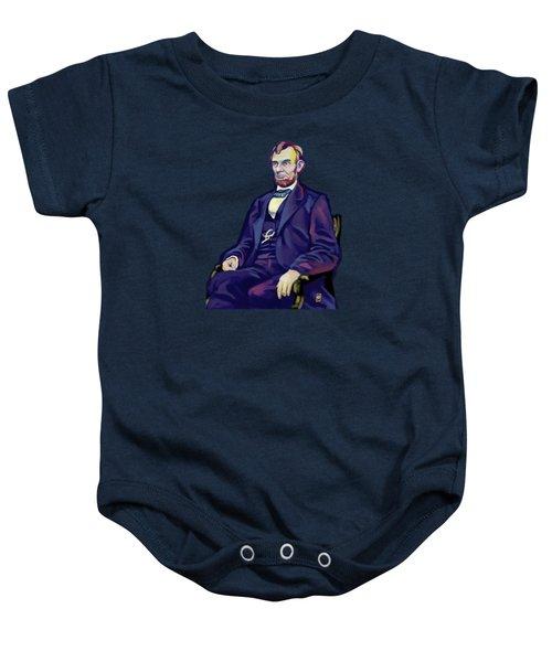 Abe Baby Onesie