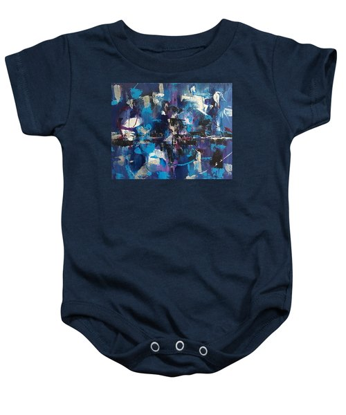 Abstract II Baby Onesie