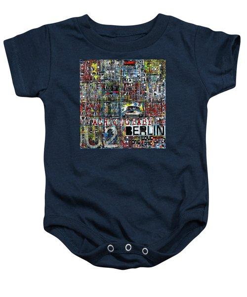 Achtung Baby Baby Onesie