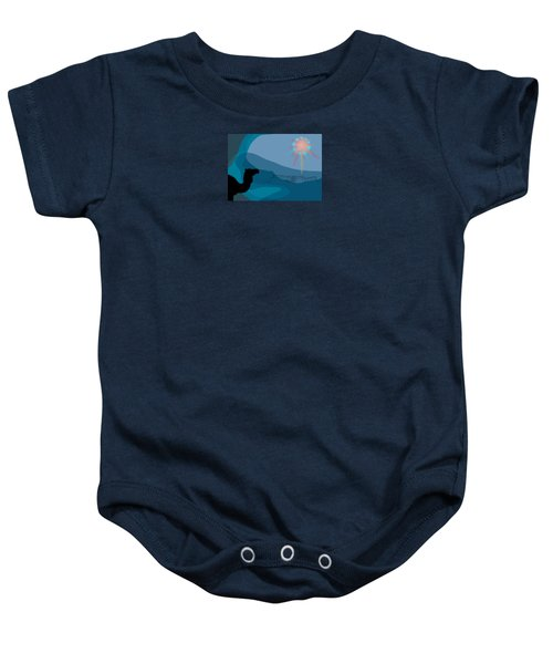 Alexander Epiphany A Baby Onesie by Stan  Magnan