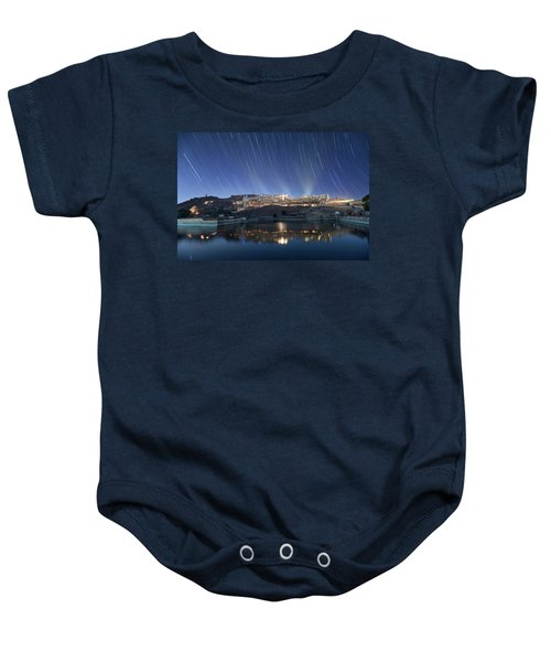 Amber Fort After Sunset Baby Onesie
