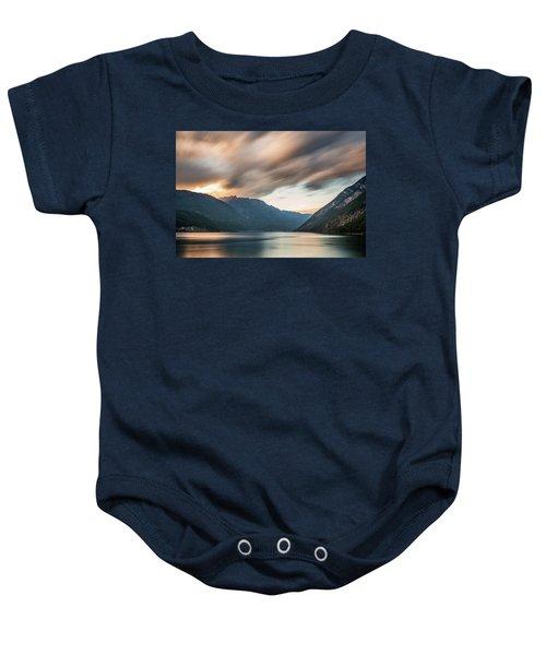 Anderson Lake Dreamscape Baby Onesie