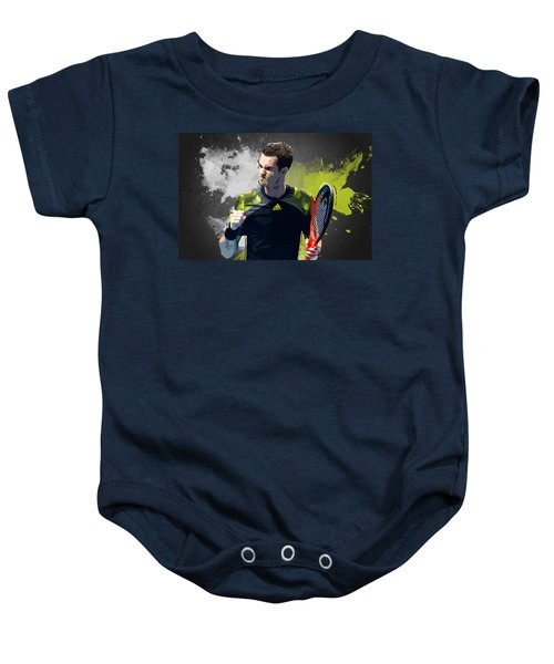 Andy Murray Baby Onesie