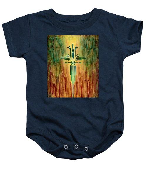 Archangel Michael Baby Onesie