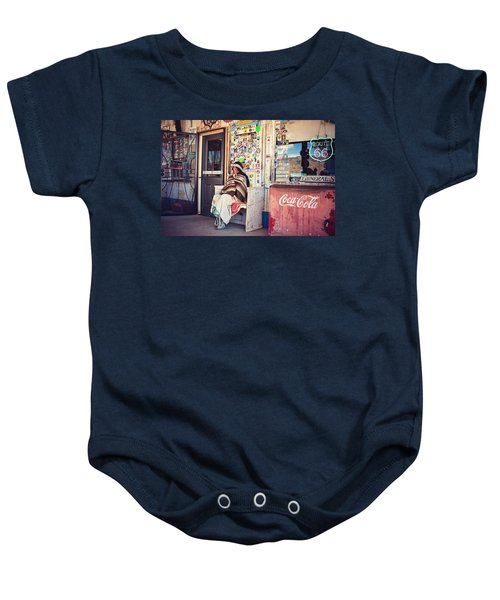 At The Hackberry General Store Baby Onesie