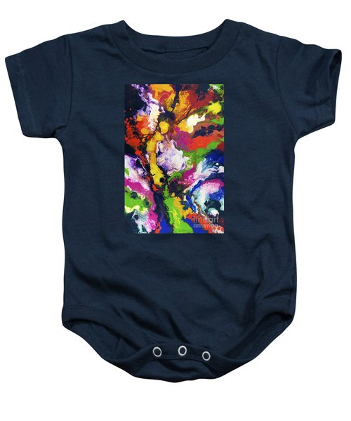 At The Heart Of It Baby Onesie