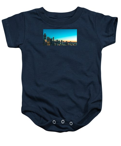 Atlanta Tonight Baby Onesie
