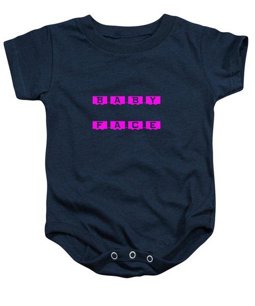 Baby Face T-shirt Or Hoodie Baby Onesie