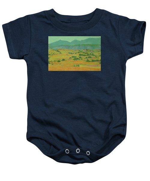 Badlands Grandeur Baby Onesie