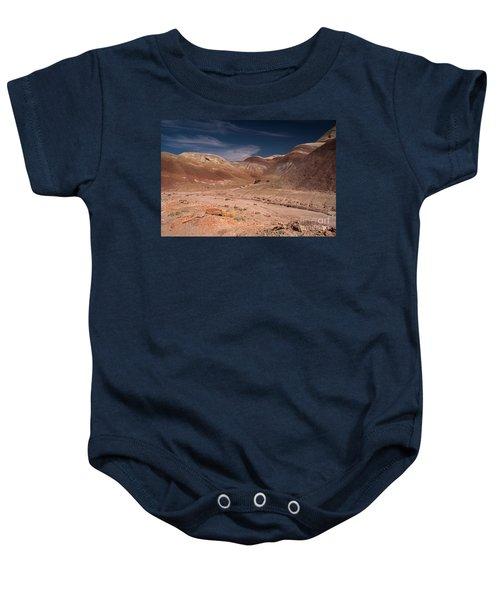 Badlands Near Hanksville Utah Baby Onesie