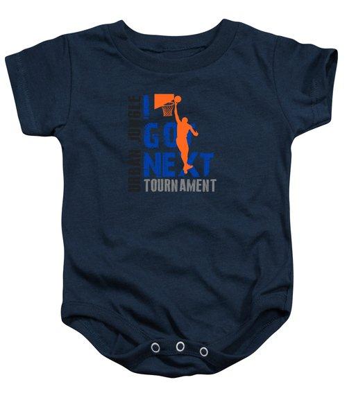 Basketball I Got Next Baby Onesie