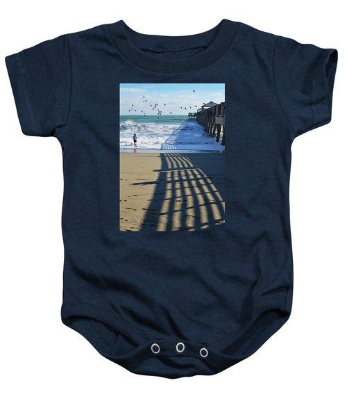 Beach Bliss Baby Onesie