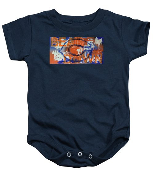 Bear Down Baby Onesie