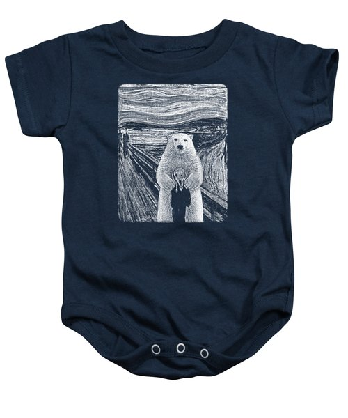 Bear Factor Baby Onesie