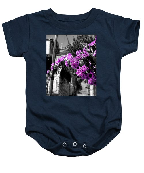 Beauty On The Up Baby Onesie