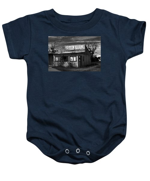 Better Days - An Old Drive-in Baby Onesie