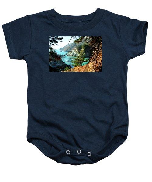 Big Sur Vista Baby Onesie