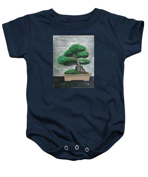 Bonsai #2 Baby Onesie