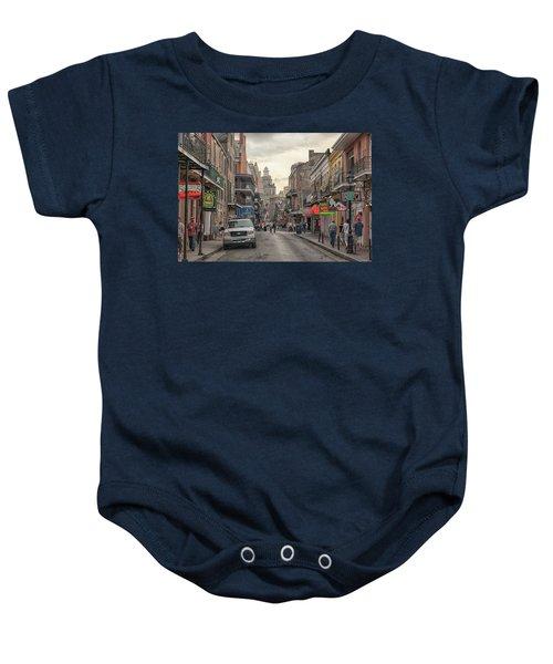 Bourbon Street Baby Onesie