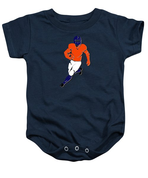 Broncos Player Shirt Baby Onesie