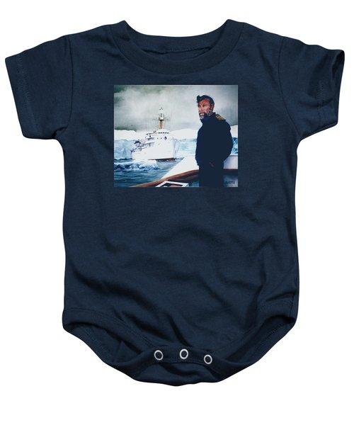 Capt Derek Law Baby Onesie