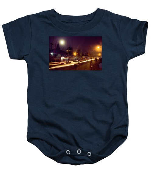 Ceremonious Crossings Baby Onesie