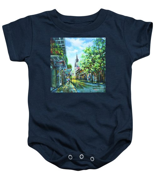 Chartres Afternoon Baby Onesie