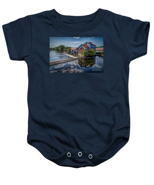 Chisolm's Mills Baby Onesie