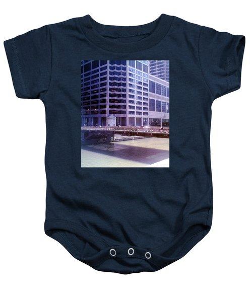 City Bridge Baby Onesie
