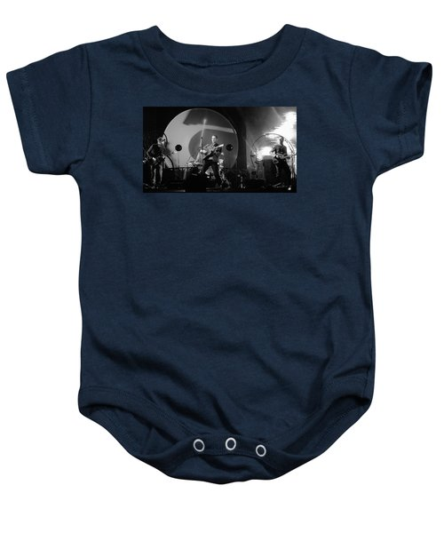 Coldplay12 Baby Onesie by Rafa Rivas