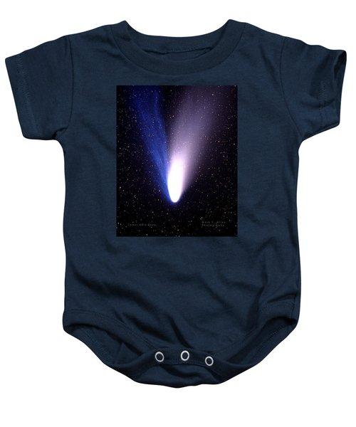 Comet Hale-bopp Baby Onesie