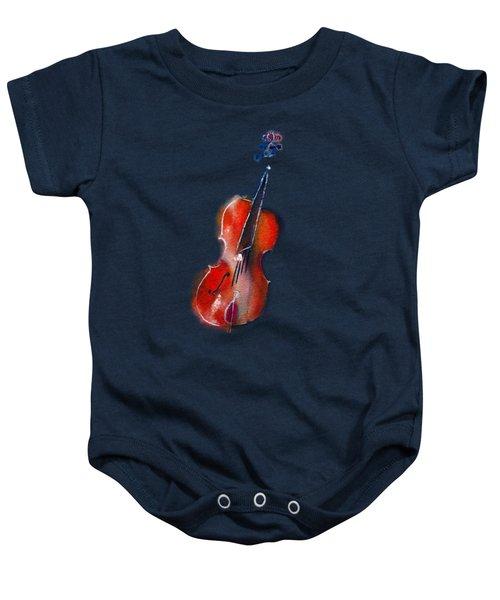 Concert Master Baby Onesie