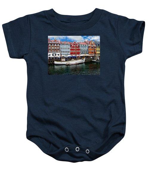 Copenhagen - Denmark Baby Onesie