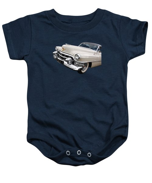 Cream Of The Crop - '53 Cadillac Baby Onesie