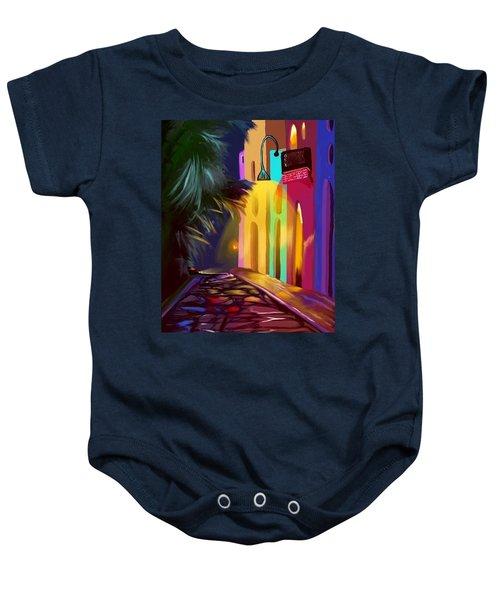 Cubano Street Baby Onesie