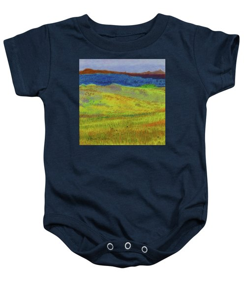 Dakota Dream Land Baby Onesie