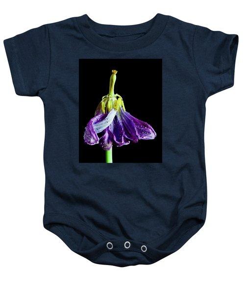 Dancing Tulip Baby Onesie