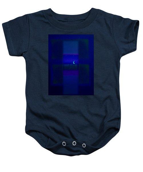 Deep Blue Sea Baby Onesie