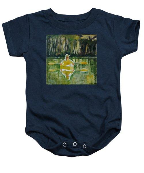 Dix River Redux Baby Onesie