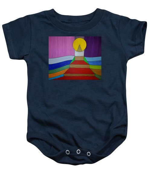 Dream 263 Baby Onesie