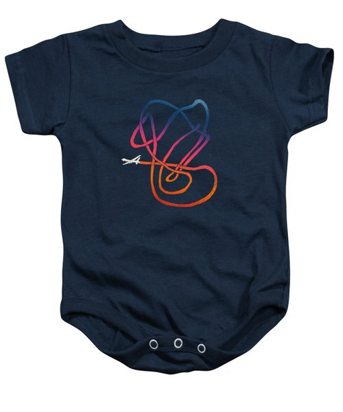 Drunk Drone Baby Onesie by Illustratorial Pulse