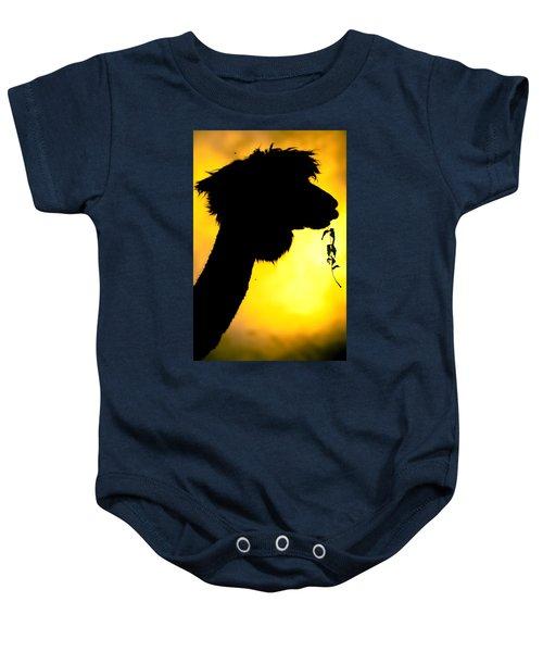 Endless Alpaca Baby Onesie